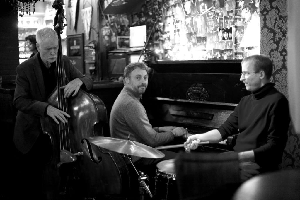 Hannes Und Hanna Wohnzimmer Bei Jazz In Hamburg
