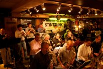 stintfunk 1 Big Bands: STINTFUNK cottonclub