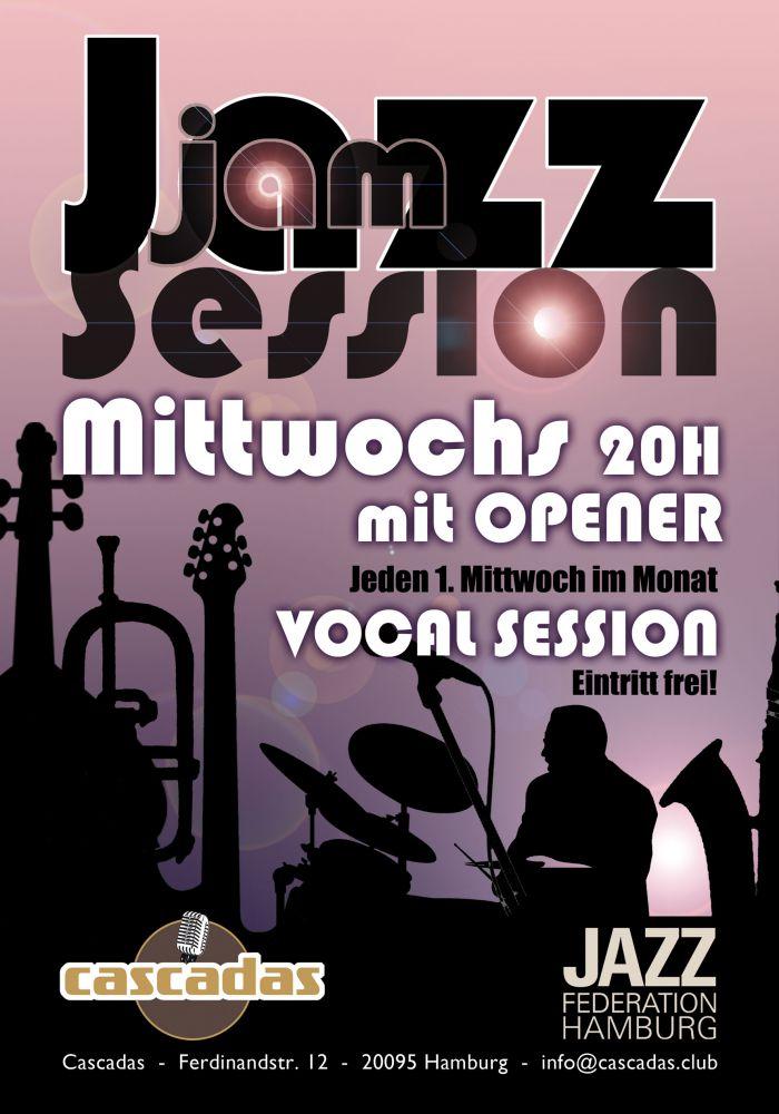 Jazzjam Flyer Web JAZZ Jamsession JFH Cascadas