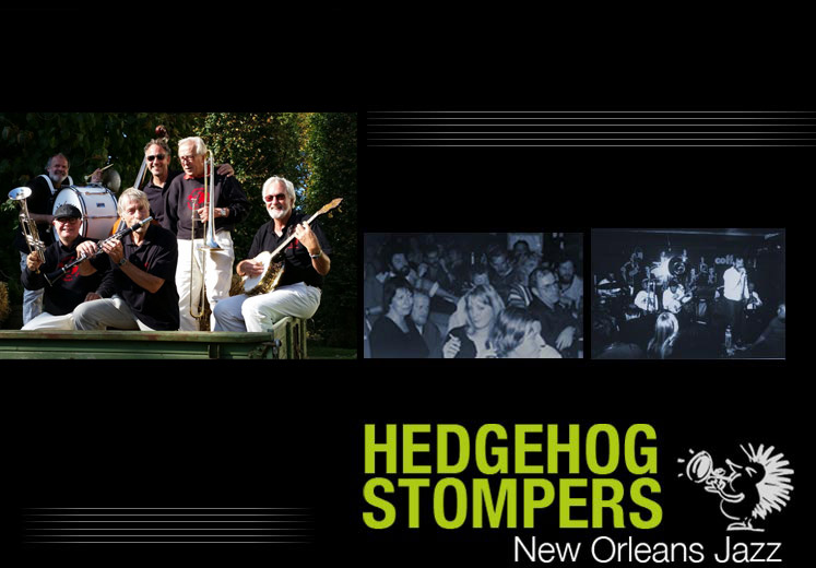 home motiv Hedgehog Stompers  bergedorf