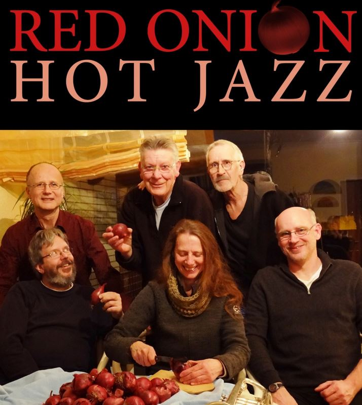 red onion hot jazz titel mit foto Red Onions Jazzband  bergedorf